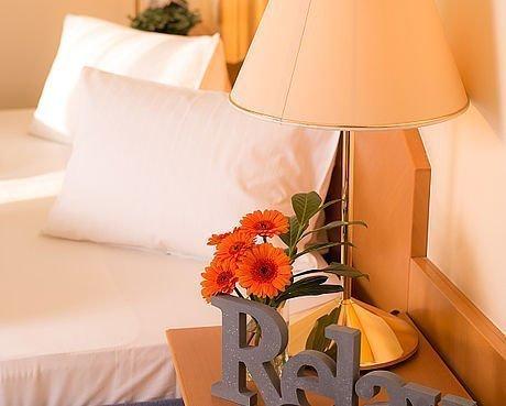 Entspannen in den Zimmern des Hotel Stoiser Graz