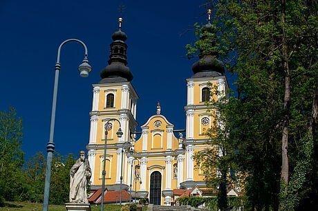 Basilika Maria Trost in Graz als Ausflugsziel in unmittelbarer Umgebung