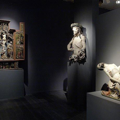 Kunst aus Mittelalter und Barock in der Alten Galerie Graz